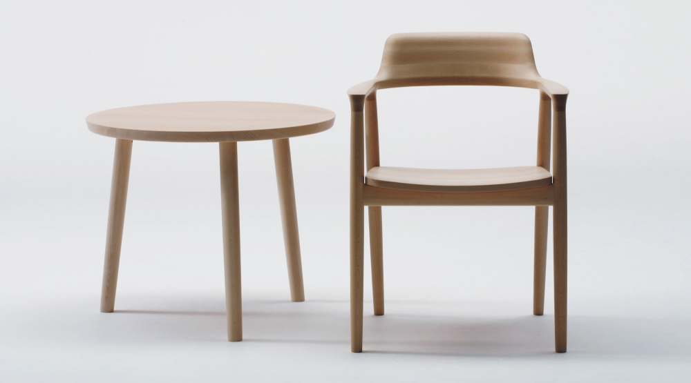 A Modern Wood Furniture Maker Searches For Its Anese